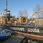 Het zeekadettenkorps Gouda
