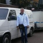 De heer Versluis