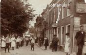 Spoorstraat Nieuwe Park