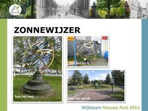 wijkteam nieuwe park