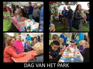jaarverslag 2015 Nieuwe Park