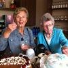 Wie bakt de mooiste en/of lekkerste taart voor 31 mei?