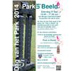 Dag van het Park 2014  31 mei van twee tot vijf uur
