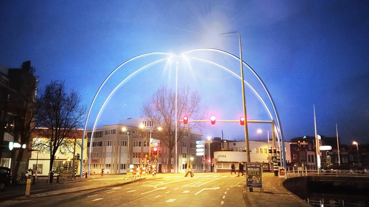 Een nieuwe poort naar de Binnenstad