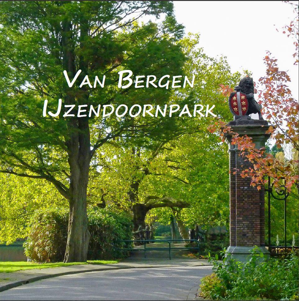 Onderhoud van het Van Bergen IJzendoornpark